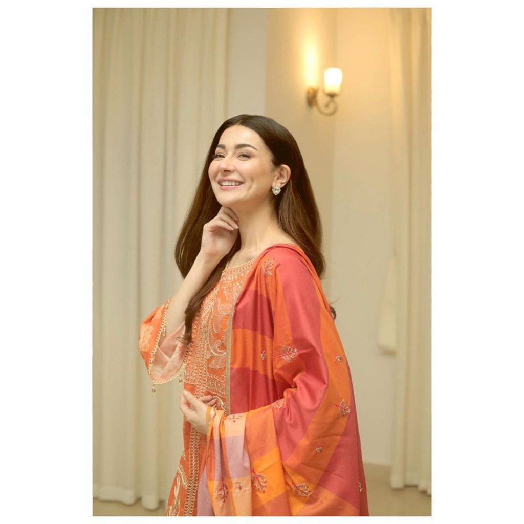 Hania Amir Looks Ravishing In Latest Bridal Shoot