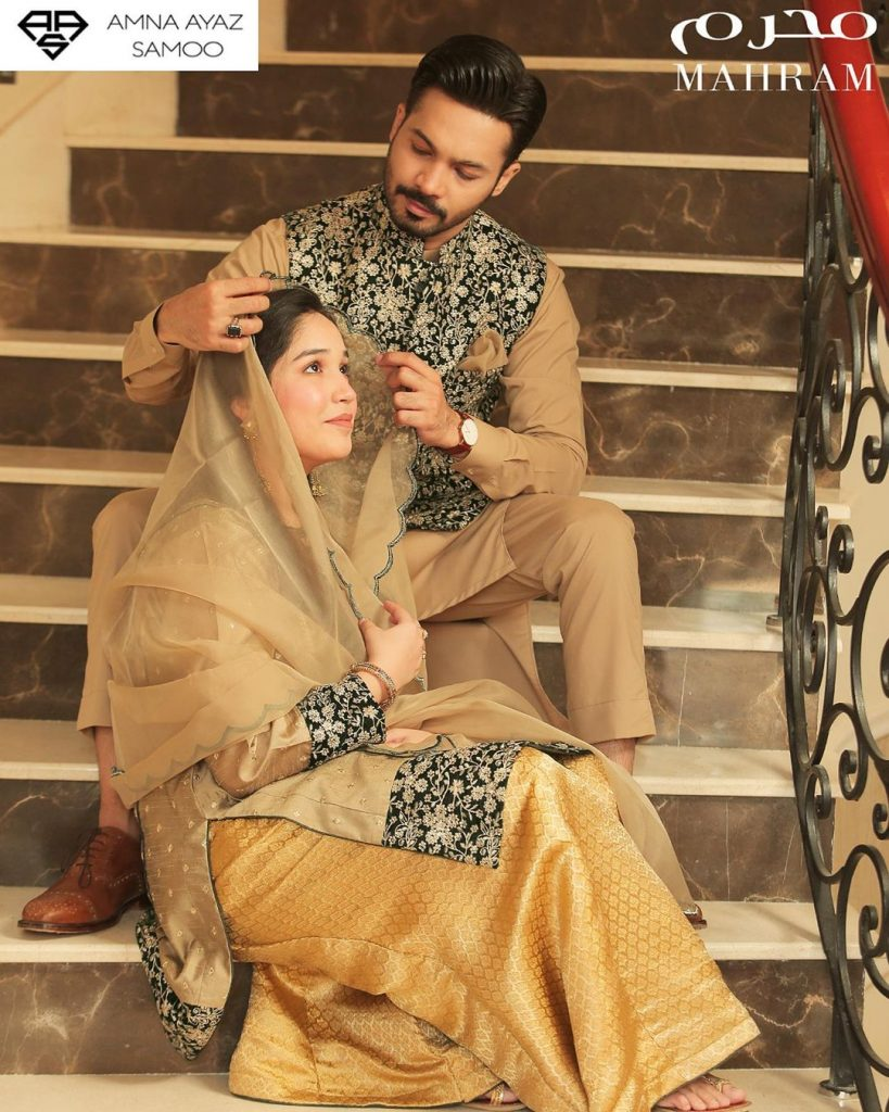 Ayaz Samoo Celebrates His Anniversary And Wishes His Wife Good Luck