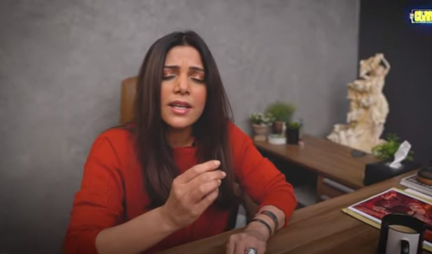 Hadiqa Kiani Discloses The Story Behind The Ost Of Drama Serial Raqeeb Se