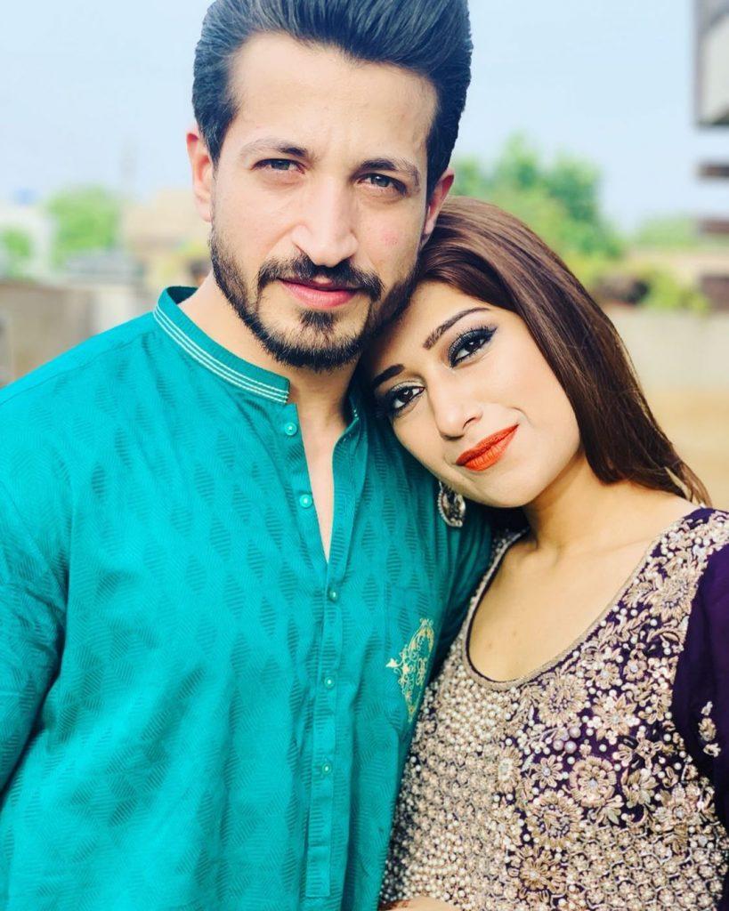 Salman Faisal's Wife Breaks Silence On Separation Rumors
