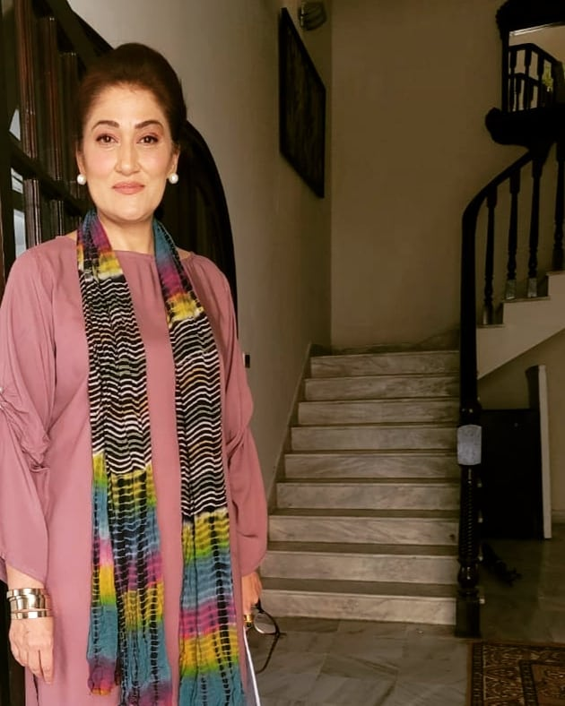 Irsa Ghazal Shares A Picture Of Her Stepson For The First Time - Xoom
