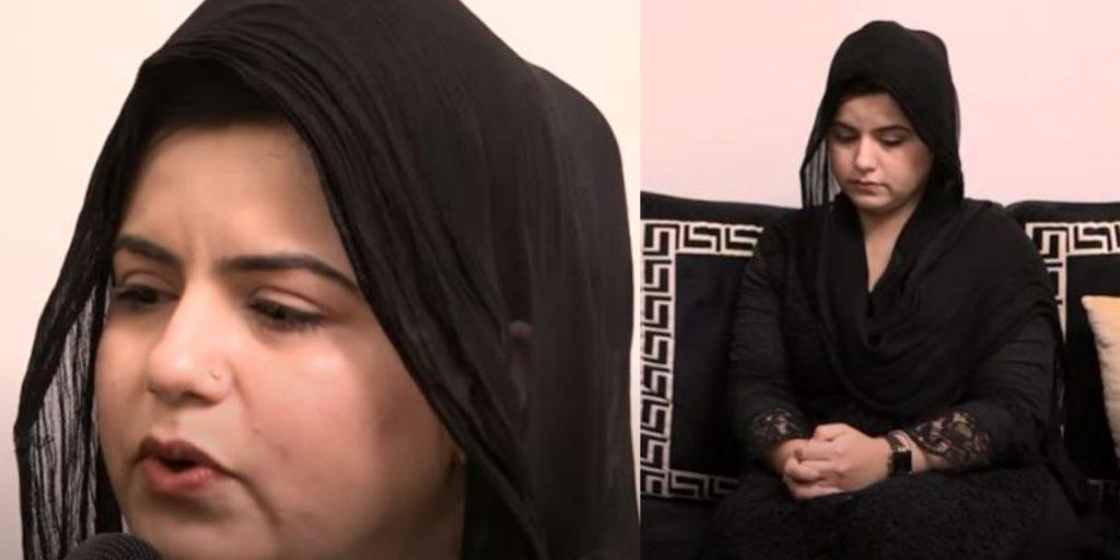 Ayesha Akram Blamed Her Partner Rambo For Minar-E-Pakistan Incident
