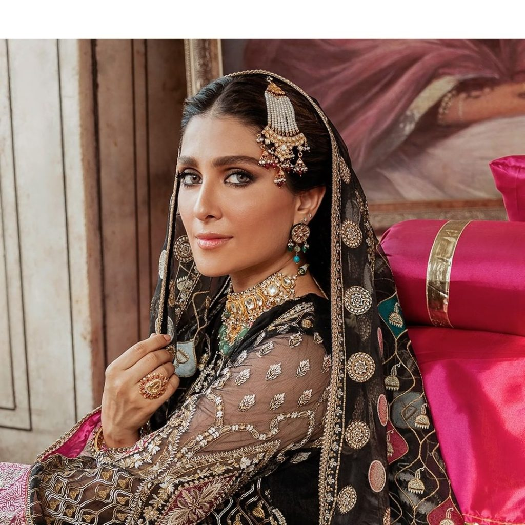 Exquisite Pictures Of Ayeza Khan From Her Latest Shoot