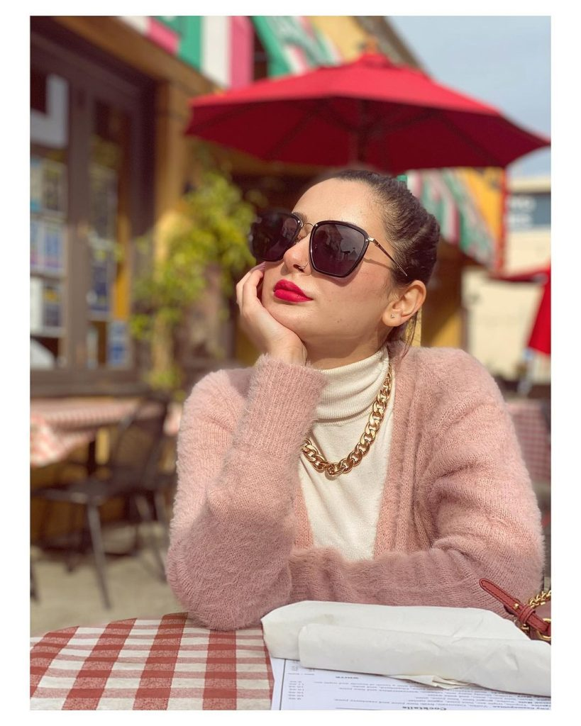 Hania Aamir Discloses The Reason Behind Being Inactive On Social Media