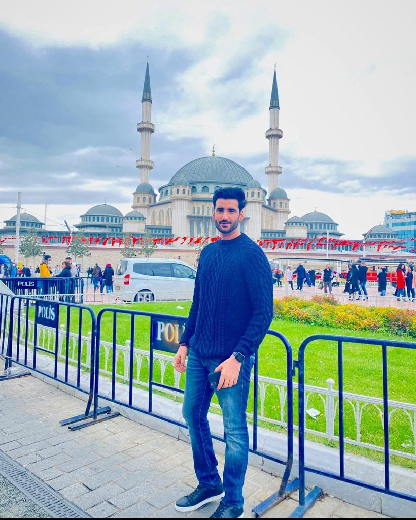 Hina Altaf and Aagha Ali's Recent Trip To Turkey - Captivating Pictures
