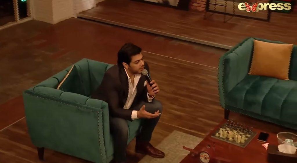 Goher Mumtaz Singing His Three Popular Songs