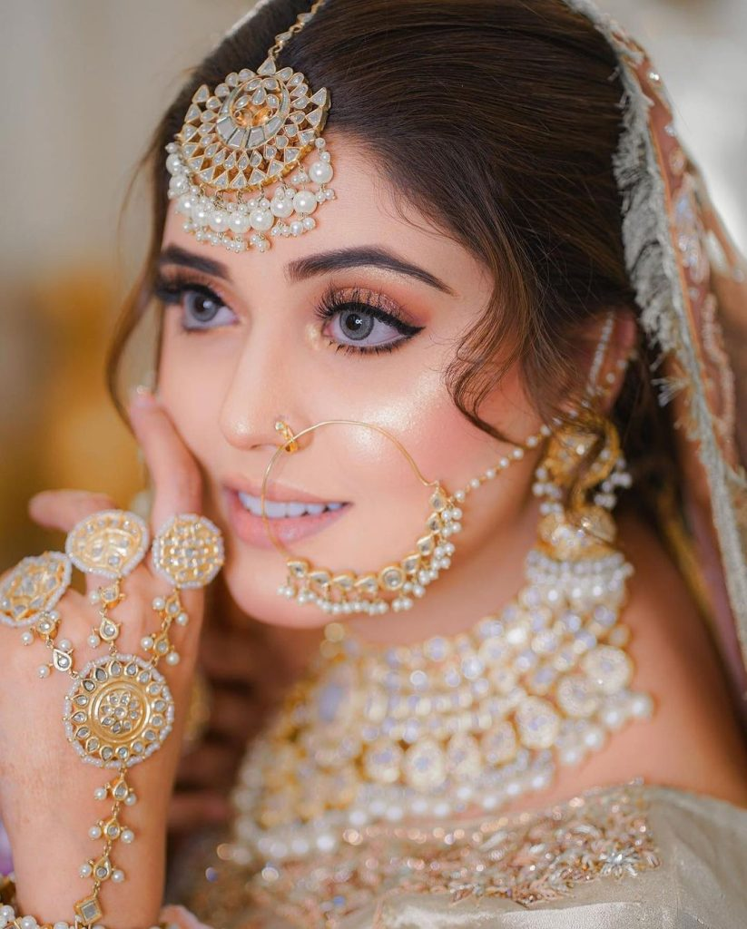 Kanwal Aftab Flaunts Timeless Beauty In Her Latest Bridal Shoot