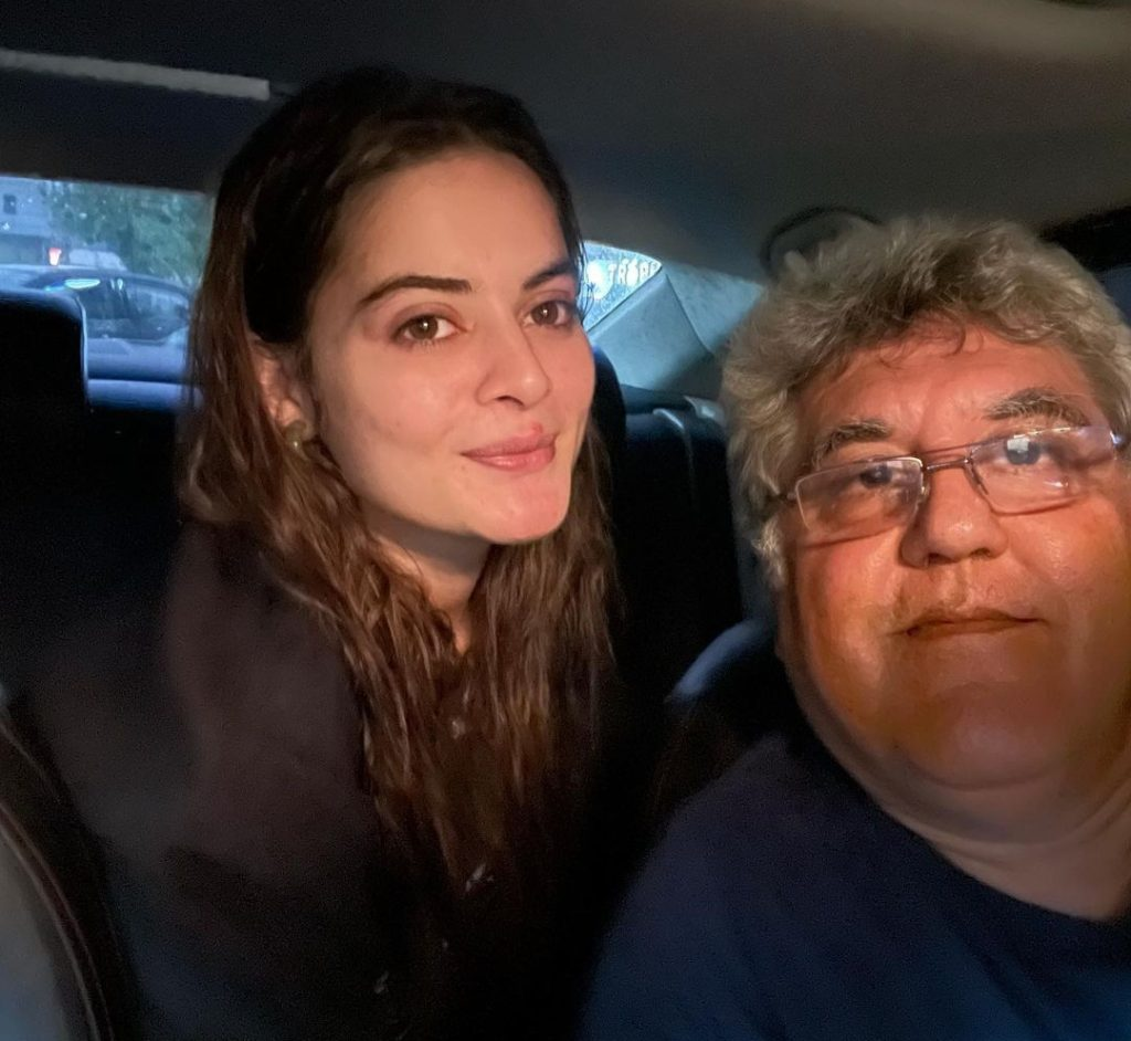 Minal Khan Father in Law's Befitting Response To Trolls