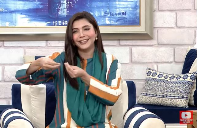 The Most Mortifying Moment Of Nida Yasir's Life
