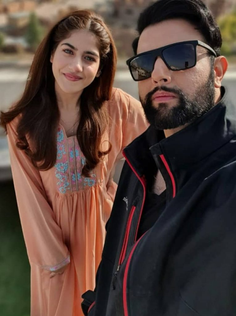 Noor Hassan Talks About His Rumored Affair With Sanam Chaudhry