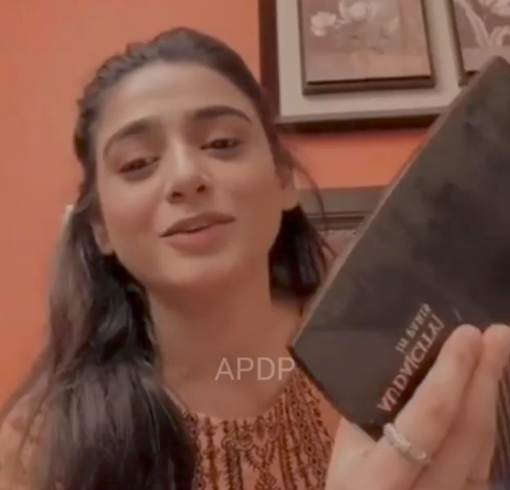 Sehar Khan's Singing Skills Will Leave You In Awe