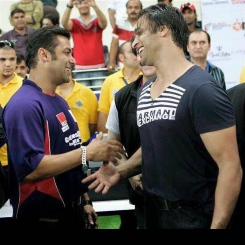 Shoaib Akhtar Opened Up About His Relationship With SRK And Salman Khan