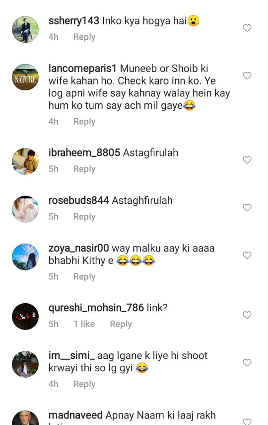 Netizens React To Shoaib Malik And Ayesha Omar's Bold Photoshoot