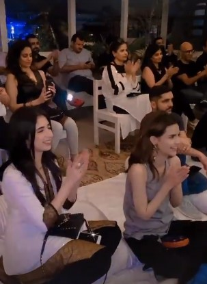 Celebrities Spotted At A Musical Event Arranged By Soult Pakistan Last Night