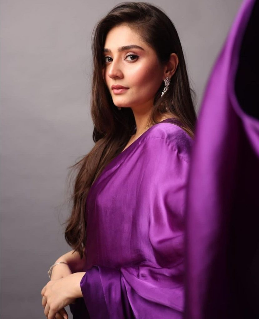 Dur-e-Fishan Saleem's Breath-Taking Clicks From LSA'21
