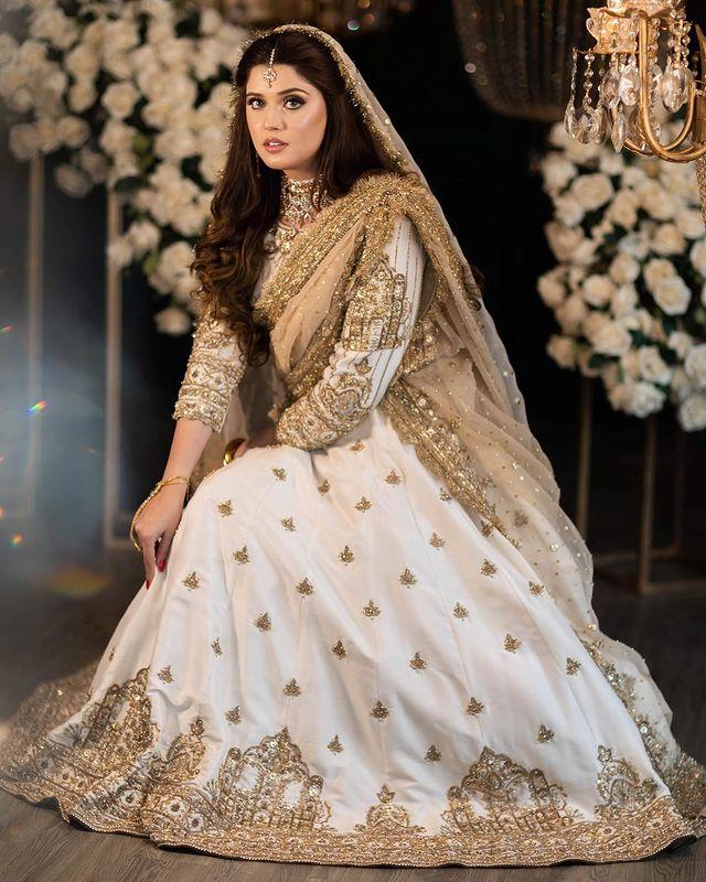 Kanwal Aftab And Zulqarnain Sikander Turn Heads With Their Latest Bridal Shoot