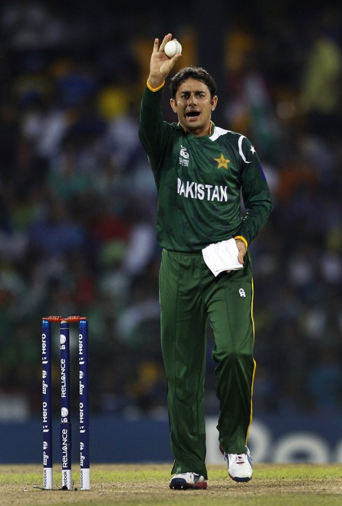 Saeed Ajmal Opened Up About The Ban On His Bowling Action